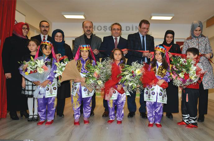 Ahmet Refik İlkokulu'nu Yeniledik