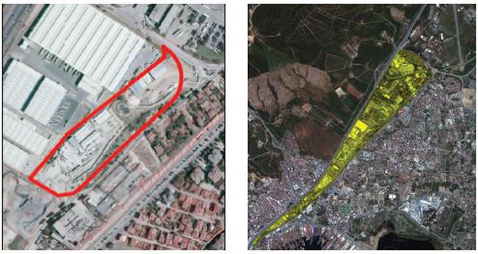 E-5 Güzergahı-Demiryolu Kentsel Yenileme Projesi