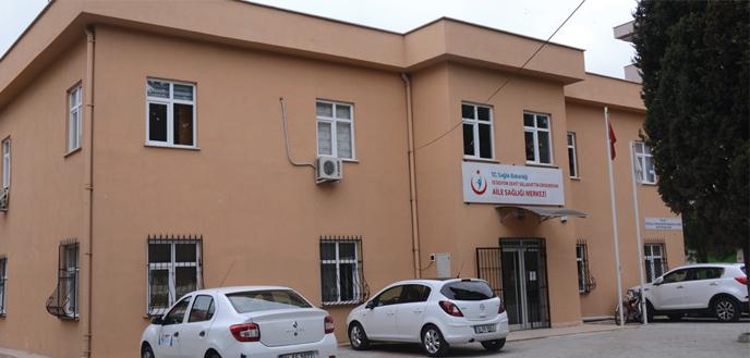 İstasyon Mahallesi Şehit Selahattin Ergenekon Aile Sağlığı Merkezi