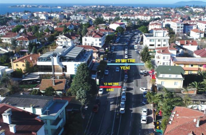 Manastır Yolu Caddesi