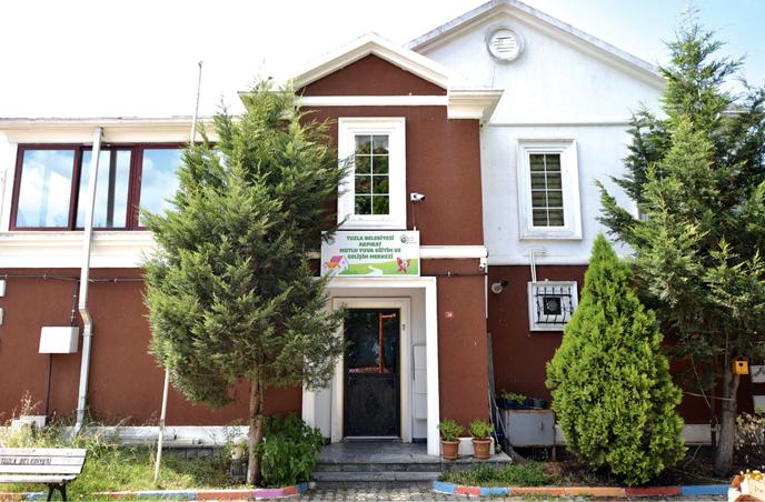 Tuzla Belediyesi Mutlu Yuva Eğitim ve Gelişim Merkezi