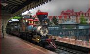 İTÜ  Denizcilik Fakültesi - Marina Nostaljik Tren -Marina Arasında Nostaljik Tren Seferleri