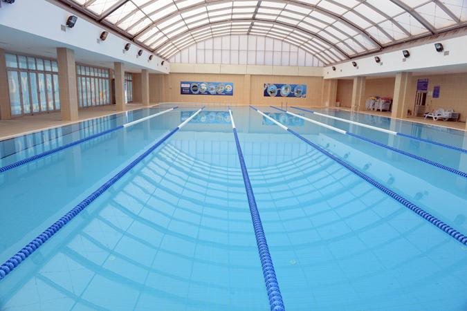 Şelale Eğitim Parkı - Bay ve Bayan Yüzme Havuzları